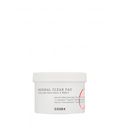TONICO Y EXFOLIANTE FACIAL EN DISCOS ONE STEP ORIGINAL CLEAR PAD