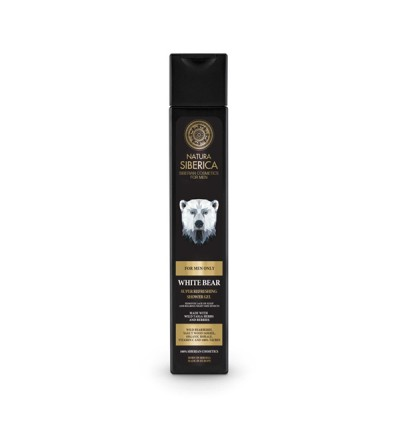 OSO POLAR. GEL DE DUCHA SUPERREFRESCANTE