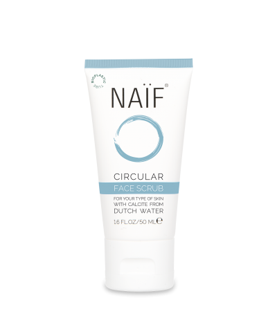 exfoliante facial naif