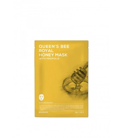 QUEEN´S BEE ROYAL HONEY MASK