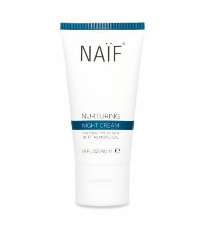 NAIF NURTIRING NIGHT CREAM (CREMA DE NOCHE)