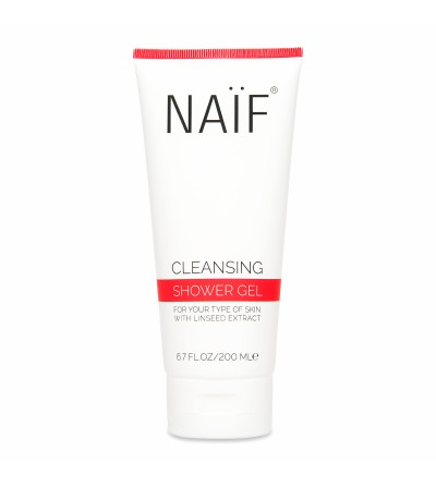 NAIF CLEANSING SHOWER GEL (GEL DE DUCHA)