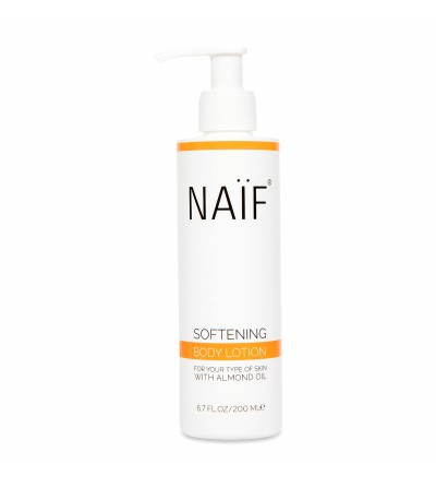 NAIF SOFTENING BODY LOTION...