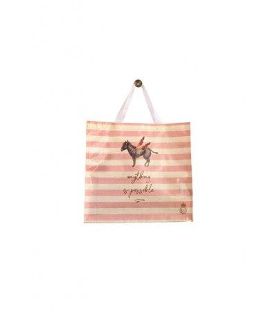 TOKYOMILK SMALL TOTE BAG - ANYTHING IS POSSIBLE